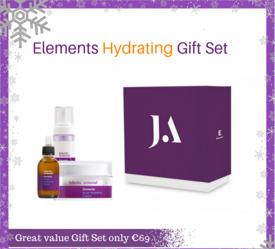 Elements Hydratin Gift set Cropped